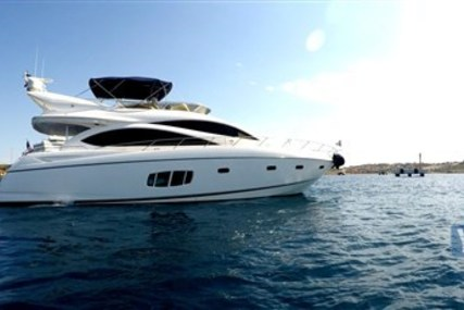 Sunseeker Manhattan 70 for sale in Turkey for €1,100,000 (£966,625)