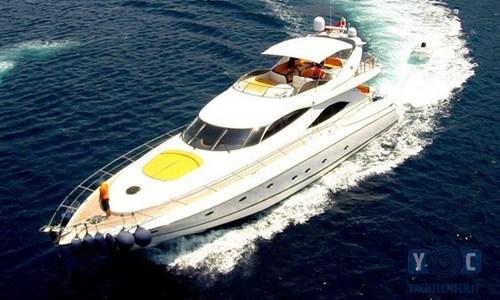 Image of Sunseeker Manhattan 80 for sale in Turkey for €600,000 (£533,210) Turchia, Turkey