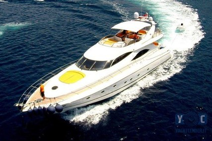 Sunseeker Manhattan 80 for sale in Turkey for €600,000 (£524,352)