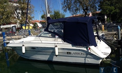 Image of Larson Cabrio 250 for sale in Italy for €24,000 (£21,177) Veneto Orientale, Veneto, Italy