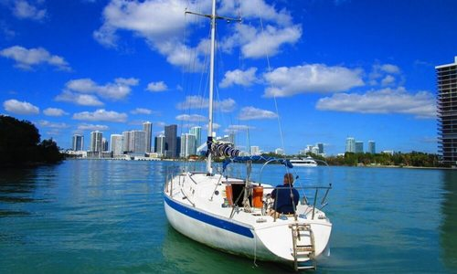 Image of Irwin Yachts 37-1 for sale in United States of America for $15,000 (£11,613) North Bay Village, Florida, United States of America