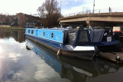 Amber Semi Trad Narrowboat for sale in United Kingdom for £49,995
