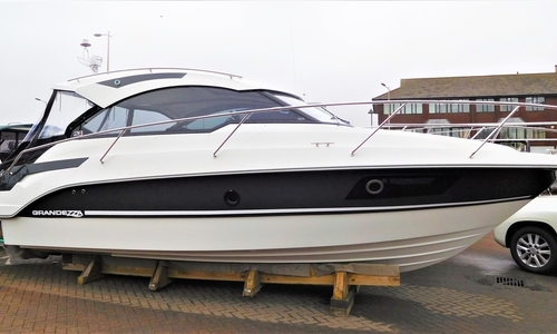 Image of Grandezza 28 OC for sale in United Kingdom for £169,950 Poole, United Kingdom