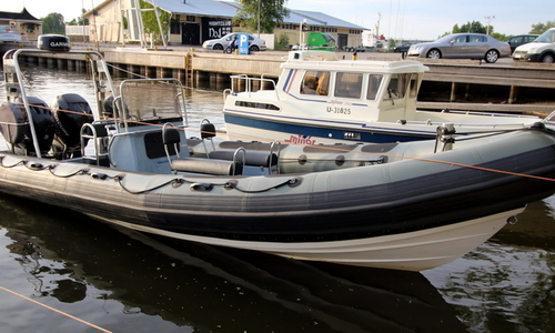 Image of Vaillant Valiant 850 Patrol chemicalpon for sale in Finland for €59,900 (£52,889) Ostsee , Ostsee , Finland