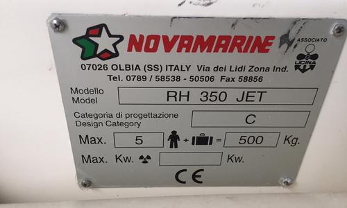 Image of Novamarine RH 350 Jet for sale in Germany for €7,950 (£7,020) , , Germany