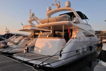 Princess 85MY for sale in Cyprus for €2,490,000 (£2,191,863)