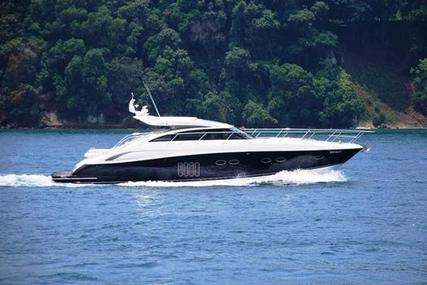 Princess V62 for sale in Greece for €890,000 (£785,837)