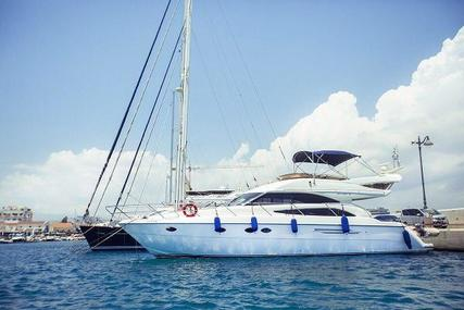 Princess 50 for sale in Cyprus for €350,000 (£308,669)
