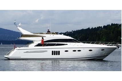 Princess 62 Flybridge for sale in Greece for €890,000 (£785,837)