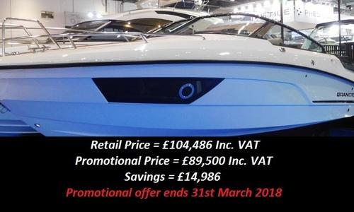 Image of Grandezza 25 S for sale in United Kingdom for £89,500 Poole, United Kingdom