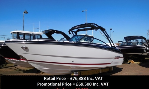 Image of Monterey 238SS - 2018 Model for sale in United Kingdom for £69,500 Poole, United Kingdom