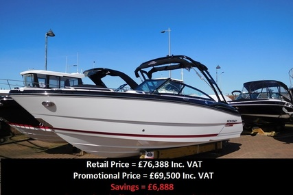 Monterey 238SS - 2018 Model for sale in United Kingdom for £69,500