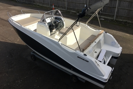 Quicksilver 555 Activ for sale in United Kingdom for £32,705