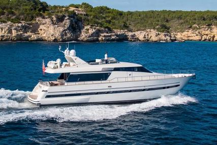 Sanlorenzo SL72 for sale in Spain for €749,000 (£647,397)