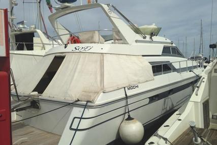 Mochi Craft 46 fly for sale in Italy for €89,000 (£77,403)