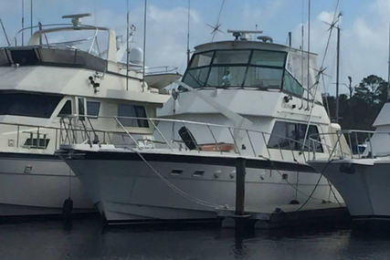 Hatteras 55 C for sale in United States of America for $98,000 (£75,627)