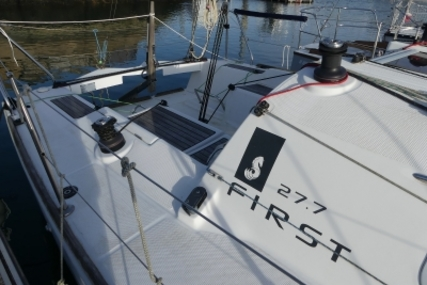 Beneteau First 27.7 for sale in France for €34,000 (£29,933)