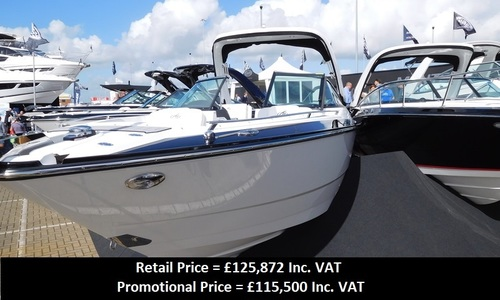 Image of Monterey 298SS for sale in United Kingdom for £125,872 Poole, United Kingdom
