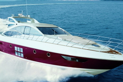 Azimut 62 S for sale in Greece for €549,000 (£486,043)