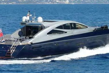 Royal Denship 82 Open for sale in Italy for €990,000 (£876,471)