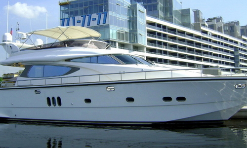 Image of Elegance Yachts 64 Garage Stabi's for sale in Russia for €650,000 (£575,461) Ostsee , Ostsee , Russia