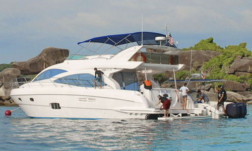 Image of Majesty 56 for sale in United Arab Emirates for €958,908 (£848,944) Dubai & VAE, Dubai & VAE, United Arab Emirates
