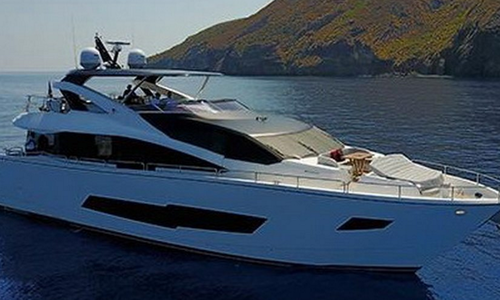 Image of Sunseeker 86 Yacht for sale in Spain for €3,799,000 (£3,288,608) Spain