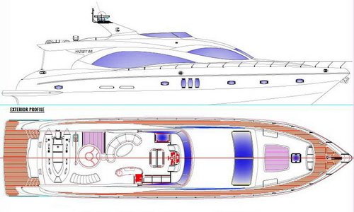 Image of Majesty 88 for sale in United Arab Emirates for €1,499,000 (£1,319,705) Dubai & VAE, Dubai & VAE, United Arab Emirates