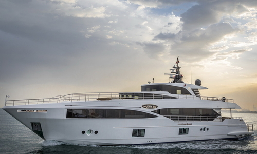 Image of Majesty 100 for sale in France for €5,800,000 (£5,106,263) Mittelmeer Südfrankreich, Mittelmeer Südfrankreich, France
