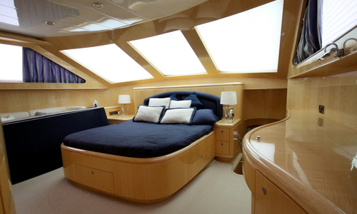 Image of Elegance Yachts 90 Dynasty for sale in Germany for €1,095,000 (£964,027) , , Germany