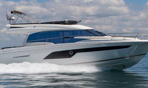Image of Prestige 520 for sale in Netherlands for €636,900 (£559,740) Netherlands
