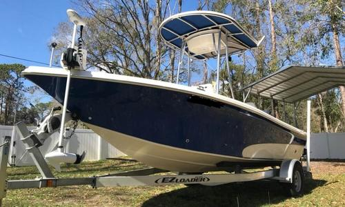 Image of Carolina Skiff Sea Chaser 210 LX Bay Runner for sale in United States of America for $40,000 (£28,633) Bunnell, Florida, United States of America