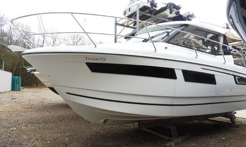 Image of Jeanneau Merry Fisher 855 for sale in United Kingdom for 79.950 £ Southampton, United Kingdom