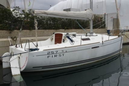 Beneteau First 25.7 for sale in Italy for €27,500 (£24,253)