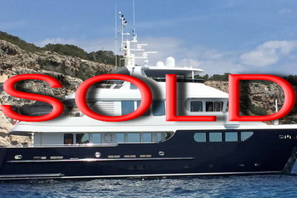 Bandido 90 for sale in Spain for €3,999,000 (£3,520,680)