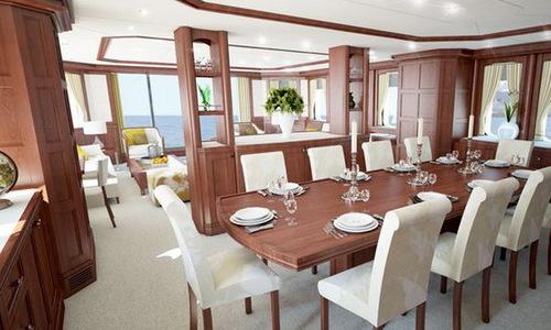 Image of JFA Yachts Global Explorer 135 for sale in France for €7,995,000 (£7,037,728) Mittelmeer Südfrankreich, Mittelmeer Südfrankreich, France