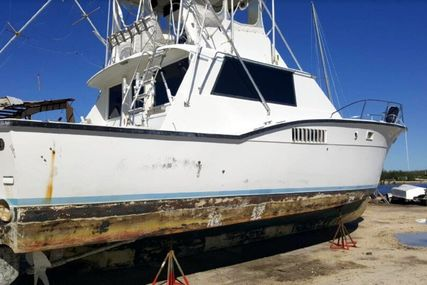 Hatteras 45 C for sale in United States of America for $80,000 (£57,099)