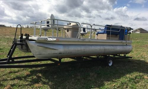 Image of Godfrey Pontoon 20 for sale in United States of America for $17,250 (£12,281) Lester, Alabama, United States of America
