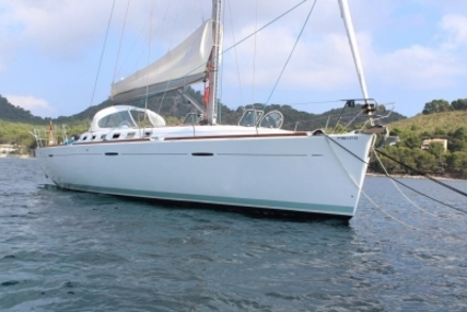 Beneteau First 47.7 for sale in Spain for €110,000 (£96,540)