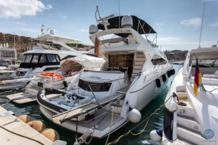 Sunseeker Manhattan 63 for sale in Spain for €1,490,000 (£1,316,580)