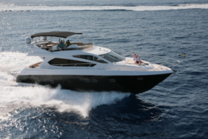Sunseeker Manhattan 63 for sale in Spain for €1,450,000 (£1,278,750)