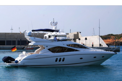 Sunseeker Manhattan 52 for sale in Spain for €559,000 (£488,936)