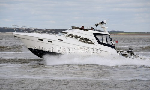 Image of Sealine F43 for sale in United Kingdom for £129,950 Norfolk Yacht Agency, United Kingdom