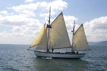 Dikies of Tarbert 48 ft gaff rigged ketch for sale in United Kingdom for £85,000