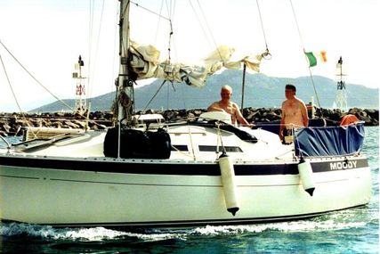Moody 29 for sale in Turkey for €40,000 (£35,900)