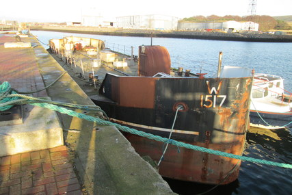 Fuel Bowser Barge with Pump and Generator for sale in United Kingdom for £20,000
