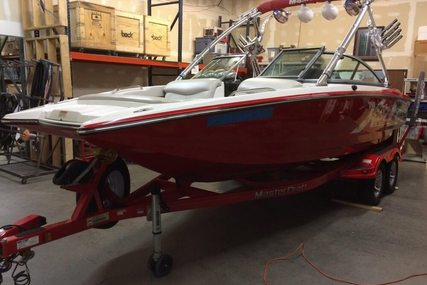 Mastercraft Xstar 21 for sale in United States of America for $61,000 (£45,282)