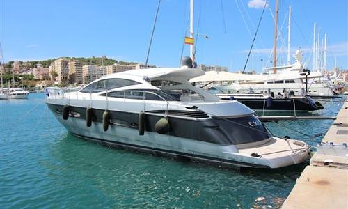 Image of Pershing 56' for sale in Spain for €450,000 (£394,938) Barcelona, , Spain