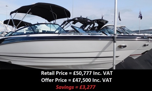 Image of Monterey 224 FS - 2018 Model year for sale in United Kingdom for £50,777 Poole, United Kingdom