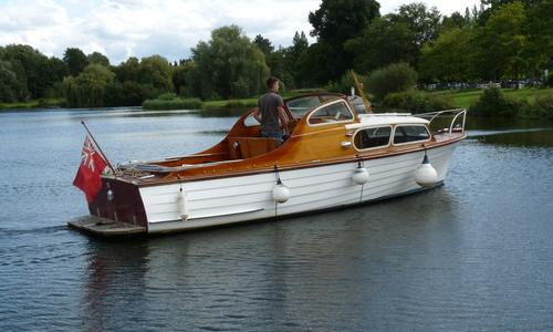 Image of Storebro Bergo Weekender for sale in United Kingdom for £27,500 Henley on Thames, United Kingdom